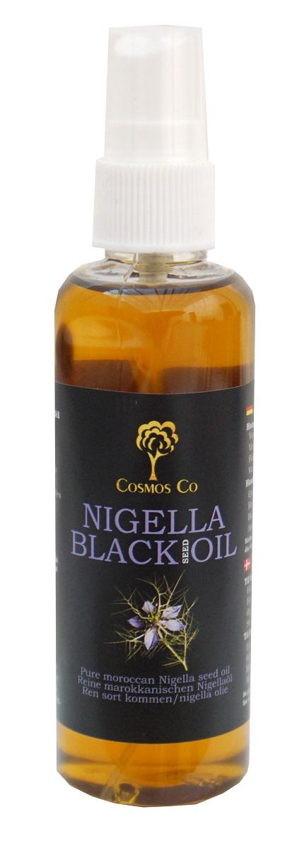 Cosmos-Co-Nigella-olie-öl-sortkommenolie-schwarzkümmelöl
